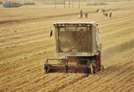 LA CHINE VA DEVENIR LE PREMIER IMPORTATEUR DE PRODUITS AGRICOLES