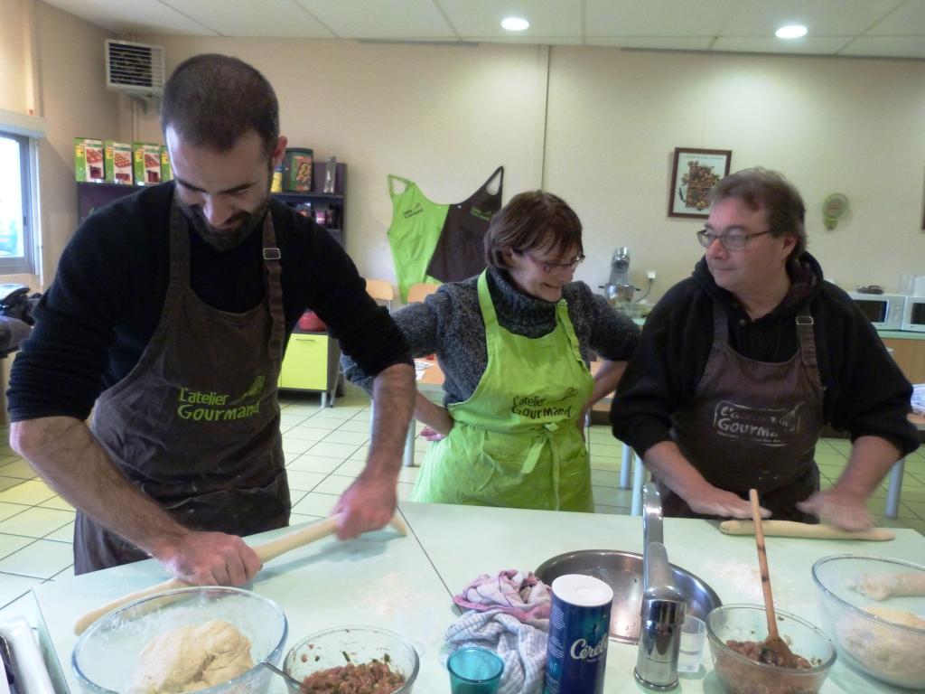 Cours de cuisine guerande meuble table cuisine with cours for Donner des cours de cuisine