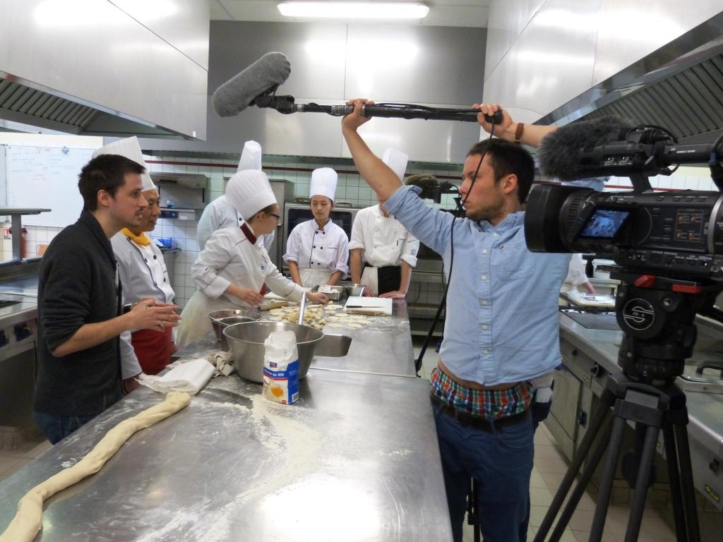 La cuisine du shandong se met table institut confucius - Programme bac pro cuisine ...