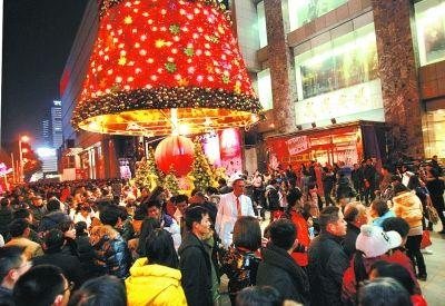 Focus Chine_Noël en Chine2