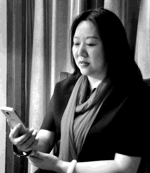 Portrait Xiaoxiao - Printemps des poètes 2018