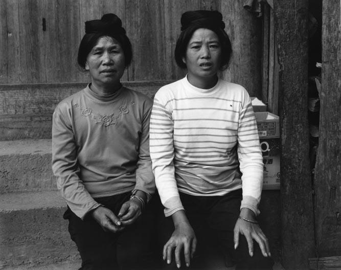 21-wugongcun-image 24,6 x 30,8cm (tirage 30,5 x  37,5cm)