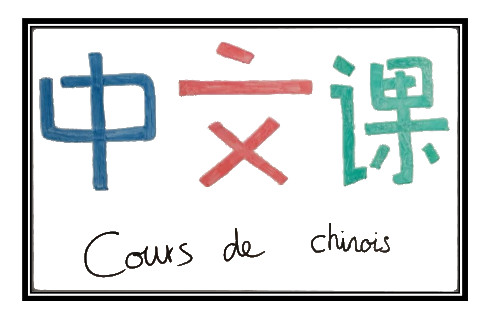 cours de chinois image